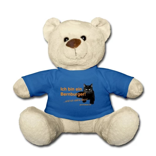 Shirt Teddy Bernburg