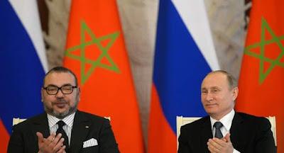 المغرب-روسيا..حرص ملكي على الدفع بوتيرة التعاون نحو شراكة إستراتيجية