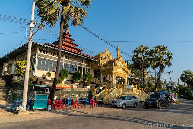Colline des Pagodes - Mawlamyine - Birmanie - Myanmar