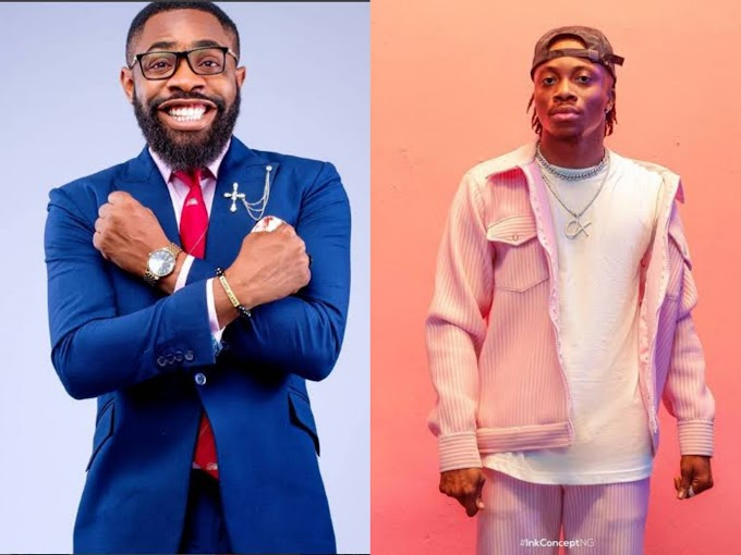 Woli Arole reveals how he introduced popular hip-hop star, Oxlade to the world