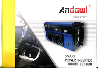 ANDOWL QY-7011 SMART POWER INVERTER 1000W