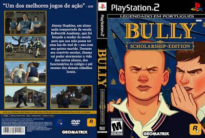 Bully ISO PS2 ISO Free Download