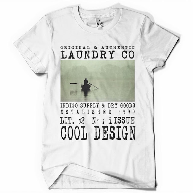 lake laundry cool design