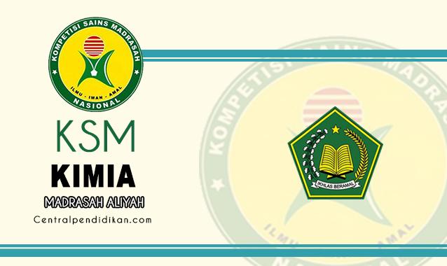 Download Soal dan Jawaban KSM Kimia MA