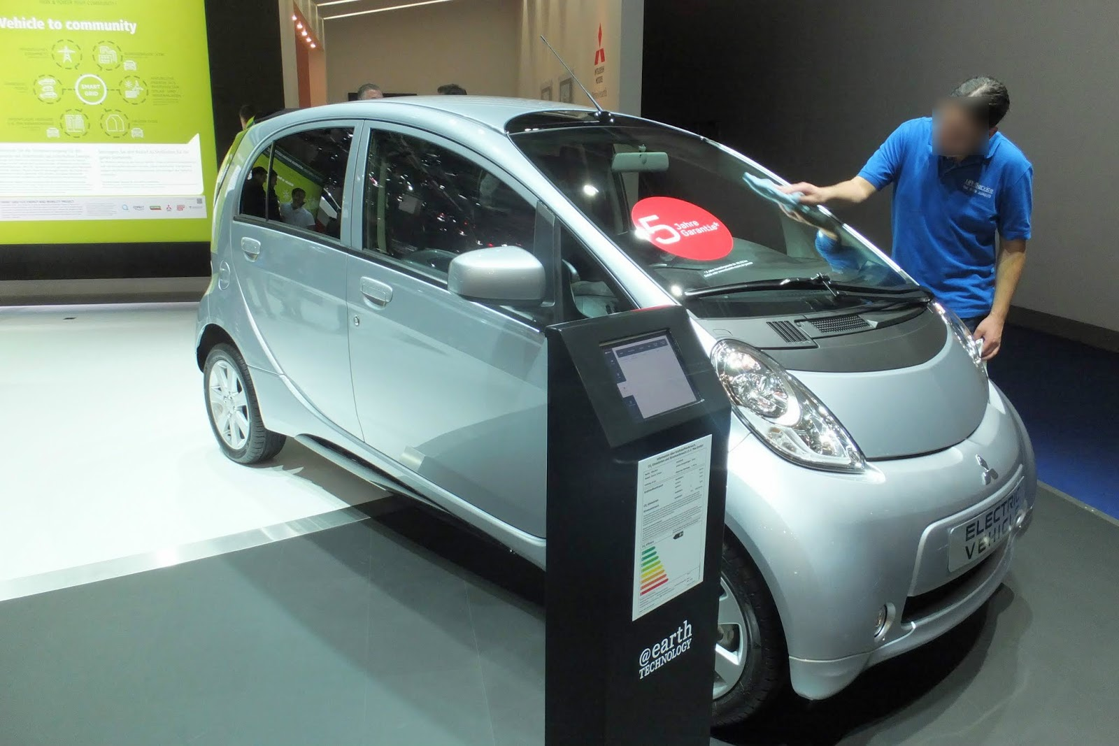 i-MiEV Europe version