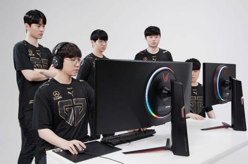 LG promotes esports with UltraGear displays
