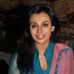 Mayuri Telugu Actress Cute in Blue Punjabi Dress Stills