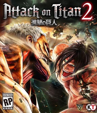 โหลดเกมส์ Attack on Titan 2