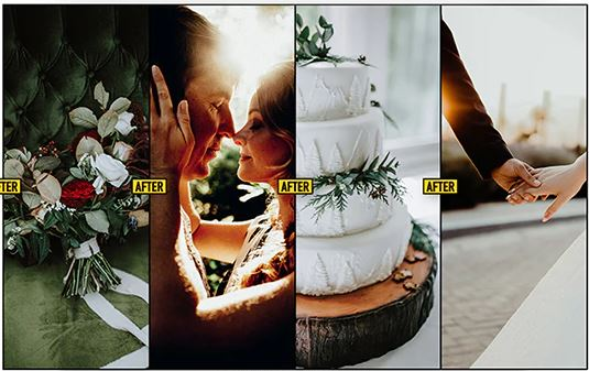 Share Wedding Lightroom Presets(Mobile/Desktop)