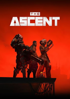 Capa do The Ascent