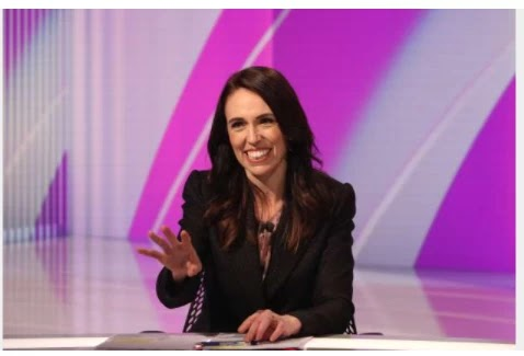 Ardern won the Landslide in New Zealand on the success of the COVID