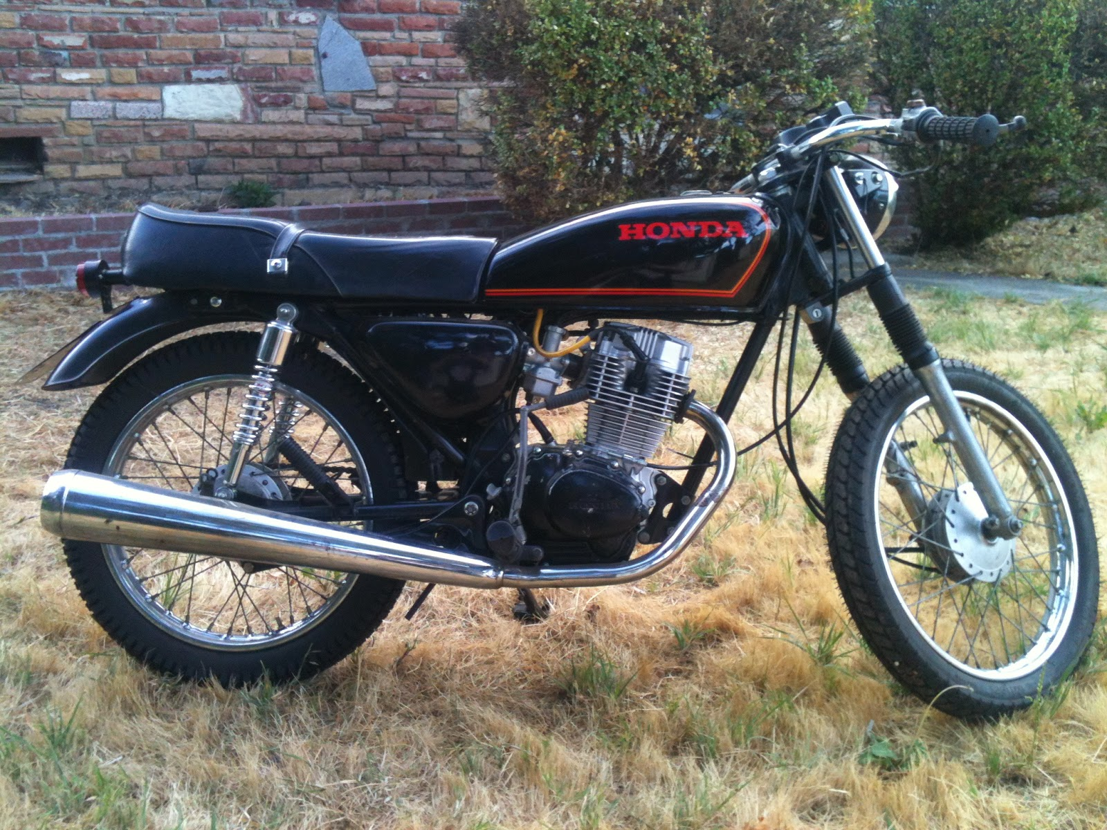 small resolution of cb125s wiring harness