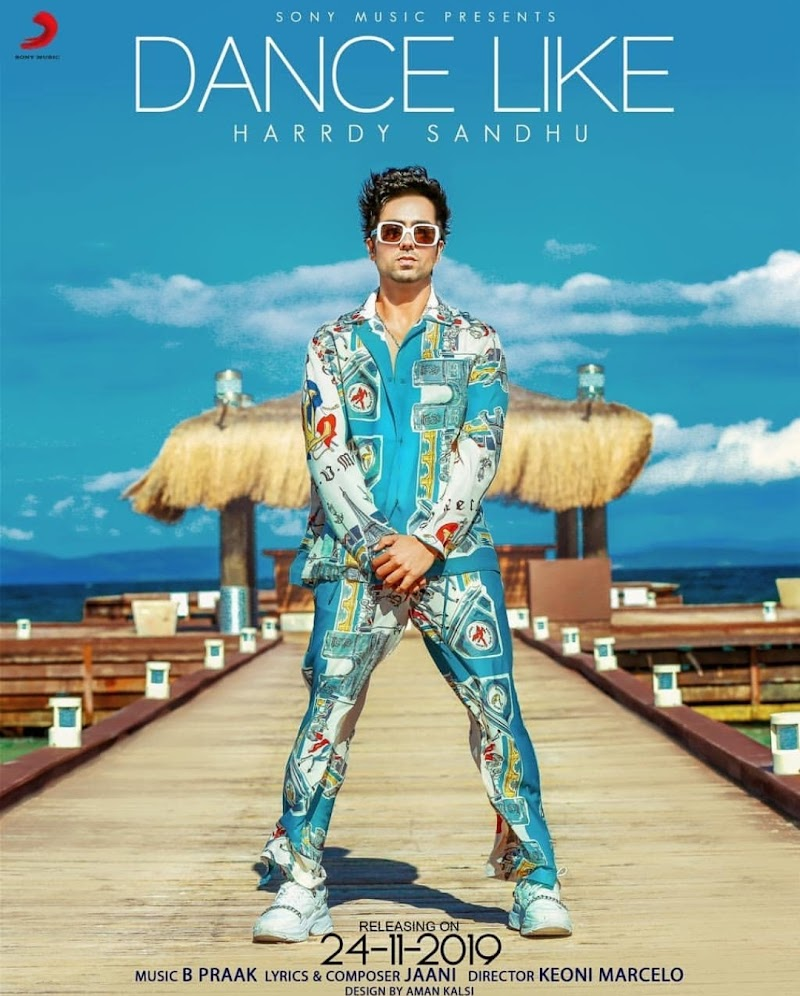 Dance Like Harrdy Sandhu Lyrics