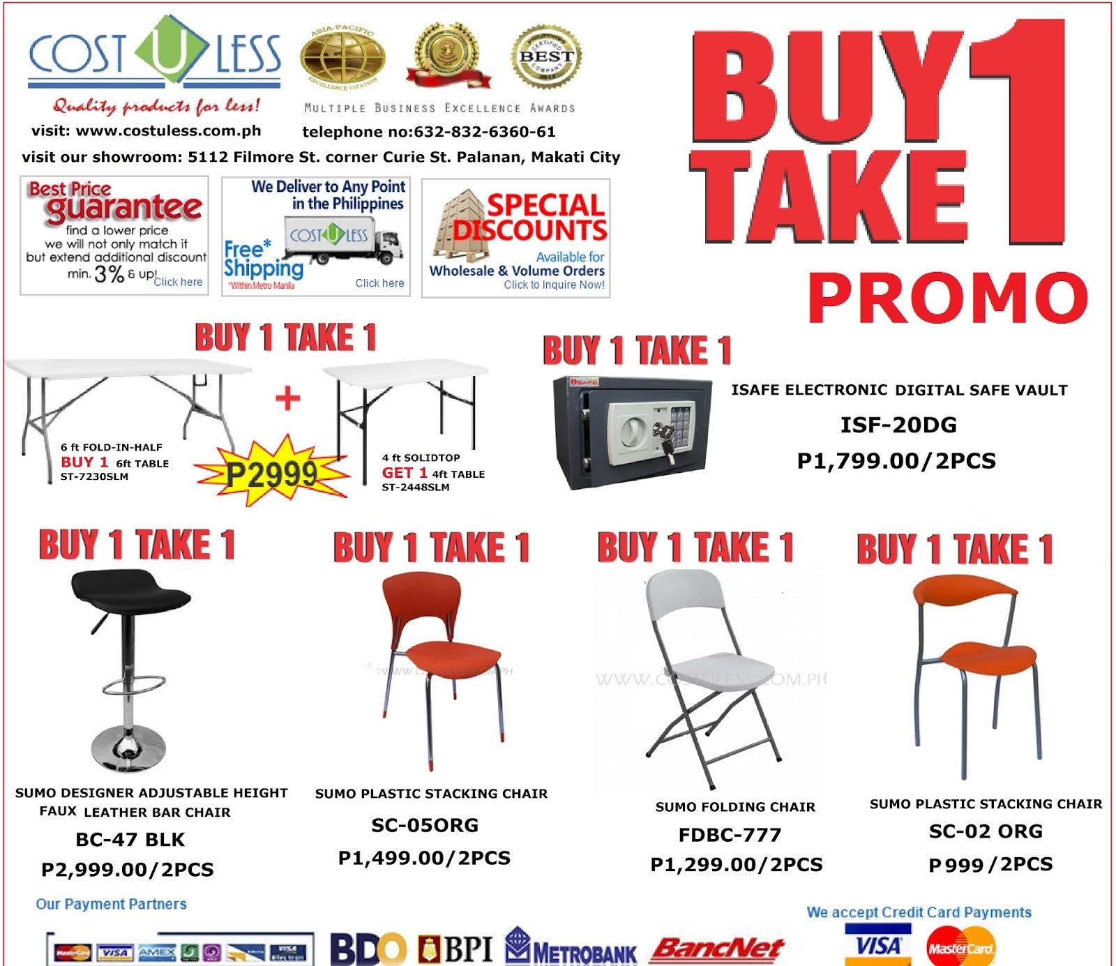 Cost U Less-Office Furniture Manila,Furniture Supplier
