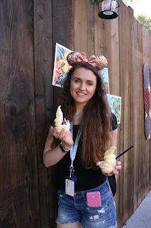 Gluten Free Disneyland Guide - Disneyland Gluten Free Menu California - Gluten Free Dole Whip.JPG
