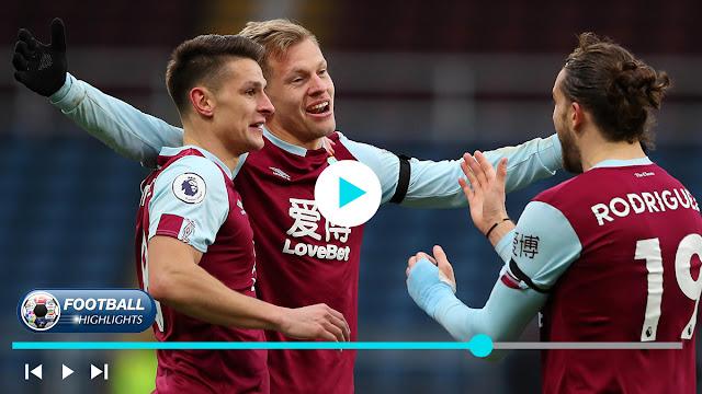 Burnley vs AFC Bournemouth – Highlights