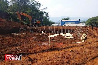 proyek pembangunan perumahan