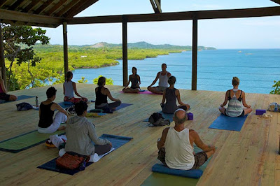 #payabay, #payabayresort, yoga, yoga retreats, paya bay resort, ananda pavilion, #loveroatan, #supportroatan, #visitroatan,