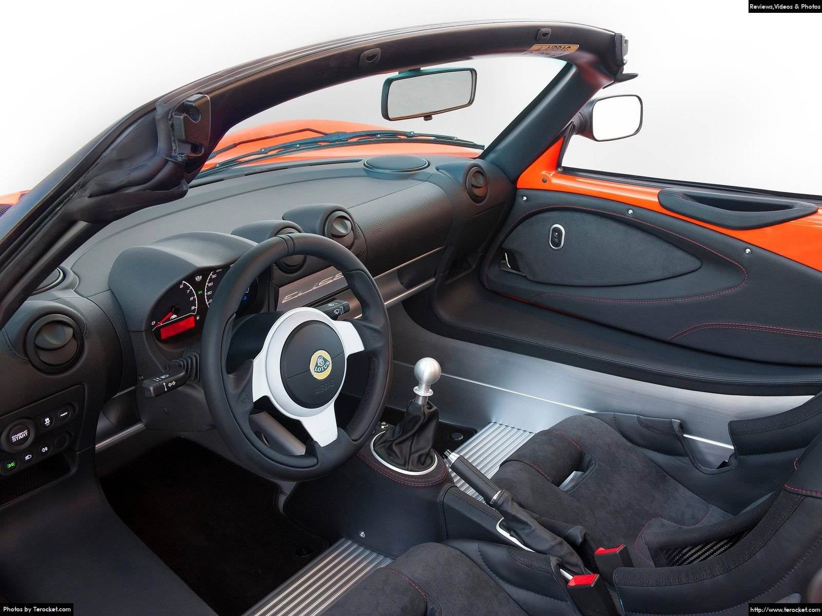 Hình ảnh xe ô tô Lotus Elise Cup 250 2016 & nội ngoại thất