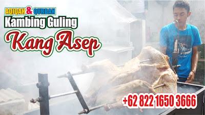 Dashyat!!! Kambing Guling Kang Asep di Ciater,kambing guling ciater,kang asep,kambing guling,kambing guling kang asep,