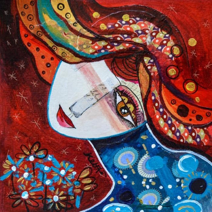 Две вселенные. Laure Ketfa