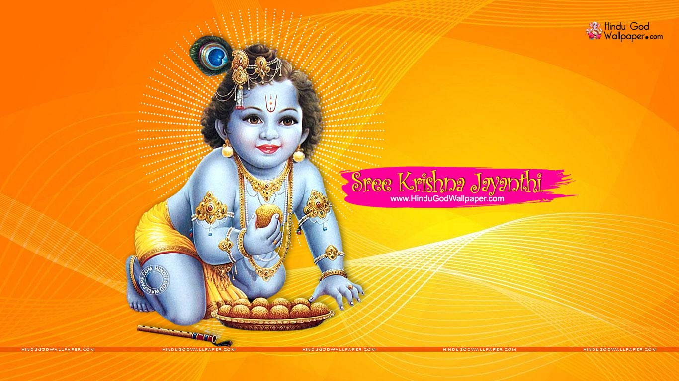 Happy Janmashtami Images, Wallpapers, Pictures For FB