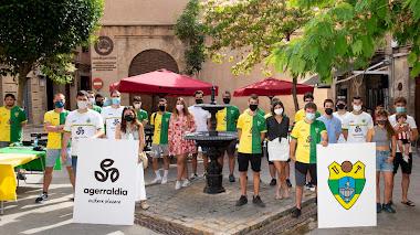 Unión Tutera, el nuevo proyecto de fútbol popular en Navarra