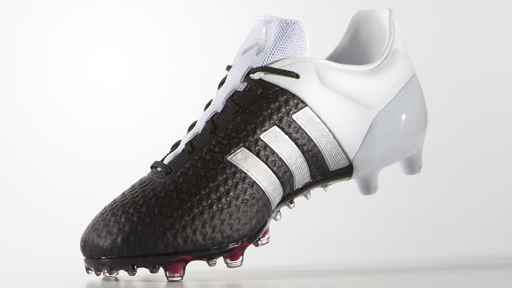 new style 531d6 754d3 Black / White Adidas Ace Primeknit 2015-2016 Boots Released ...