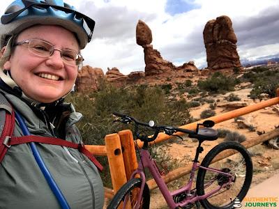 Balanced Rock Bike Ride Pit Stop