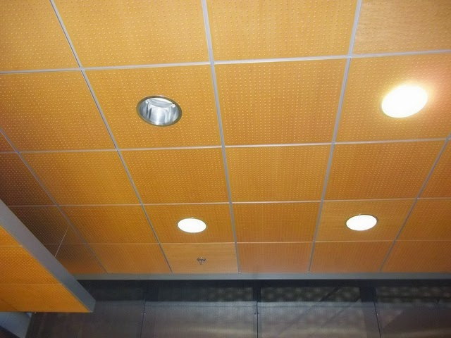 Installation of Recessed Lighting