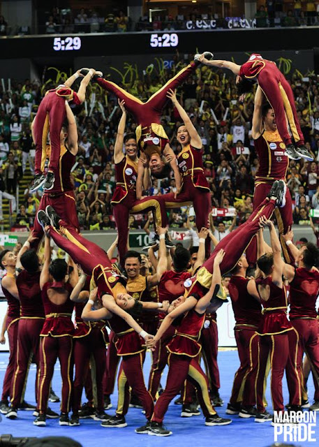 UP Pep Squad wins 2015 Cheerdance Competition (CDC)