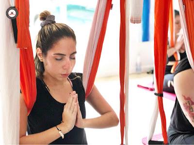 aero yoga restaurativo