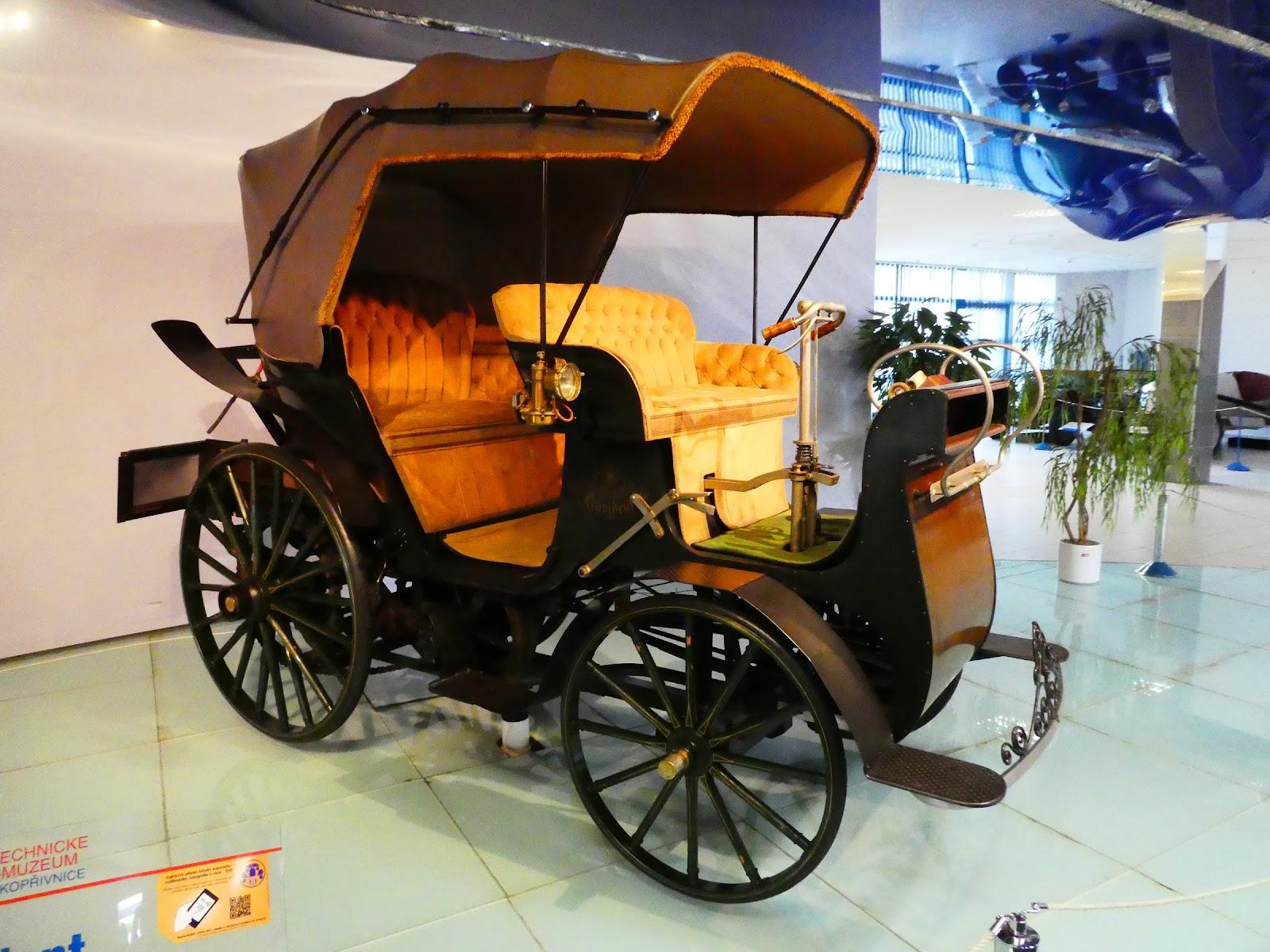Heinkel Scooter Project: Tatra Museum, Koprivince