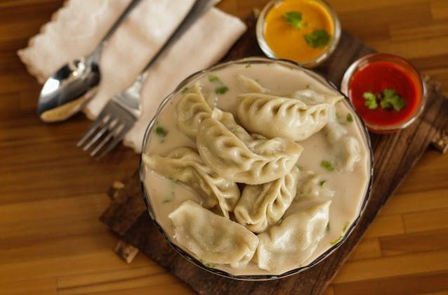 Veg momos recipe in hindi-मोमोस बनाने की रेसिपी