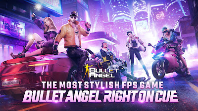 Bullet Angel Mod Apk Download Android IOS