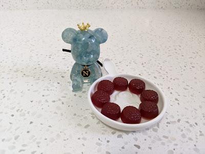 elderberry vitamins with crystal bear