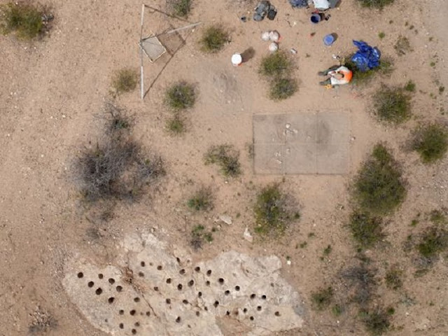 Archaeological excavations finds 26K artifacts in New Mexico