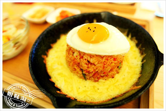 吉娜餐桌-適合姊妹聚餐的超平價韓式料理