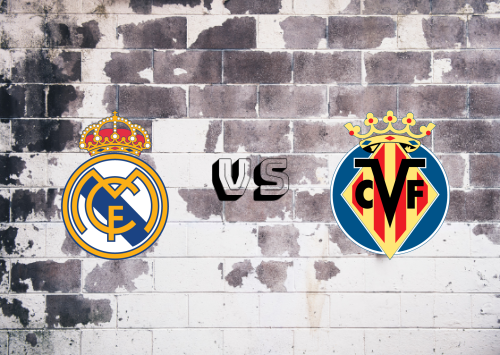 Real Madrid vs Villarreal  Resumen y Partido Completo