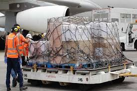 Desde China arribó al país  ayuda humanitaria
