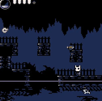 Low Knight (Pico-8 Hollow Knight Demake)