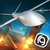 Drone Shadow Strike 3 oferece a mais intensa simulação de reconhecimento de drones free-to-play em dispositivos móveis.
