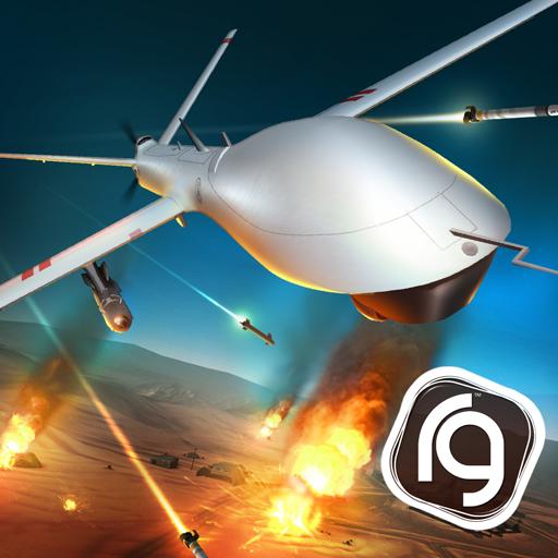 DRONE SHADOW STRIKE 3 v1.14.119 Apk Mod [Dinheiro Infinito]