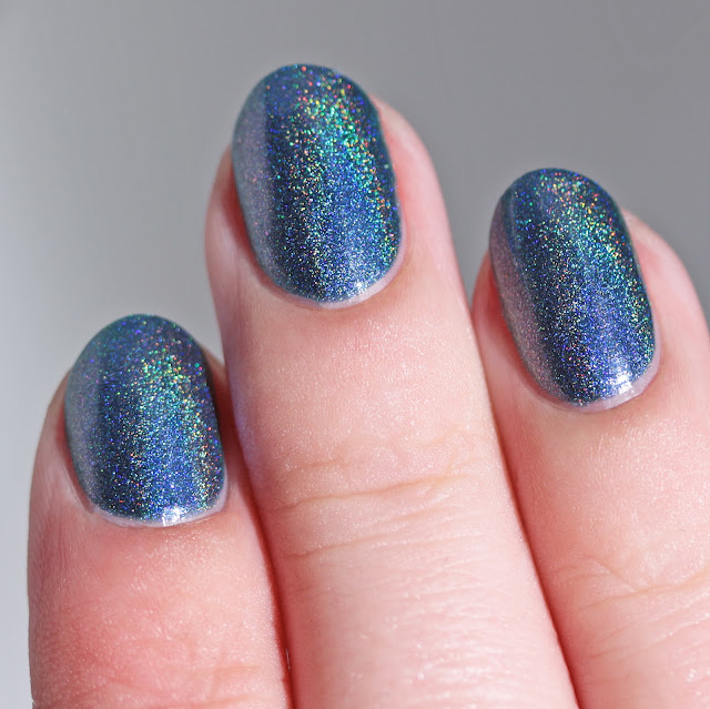 Octopus Party Nail Lacquer Shell Out
