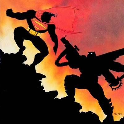 Batman y Superman se preparan para enfrentarse entre ellos