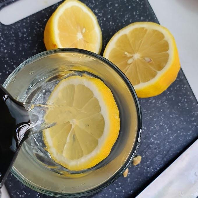 Selain Kurangkan Perut Buncit, Ini Khasiat Lemon Yang Lain