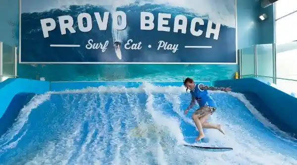 Things to Do in Provo : Provo Beach