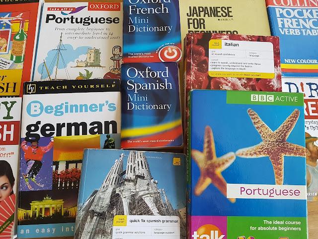 تعلّم اللّغات الأجنبية