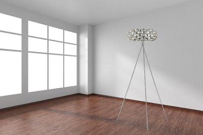 dizajnový nábytok Reaction, stojanové lampy, moderný nábytok