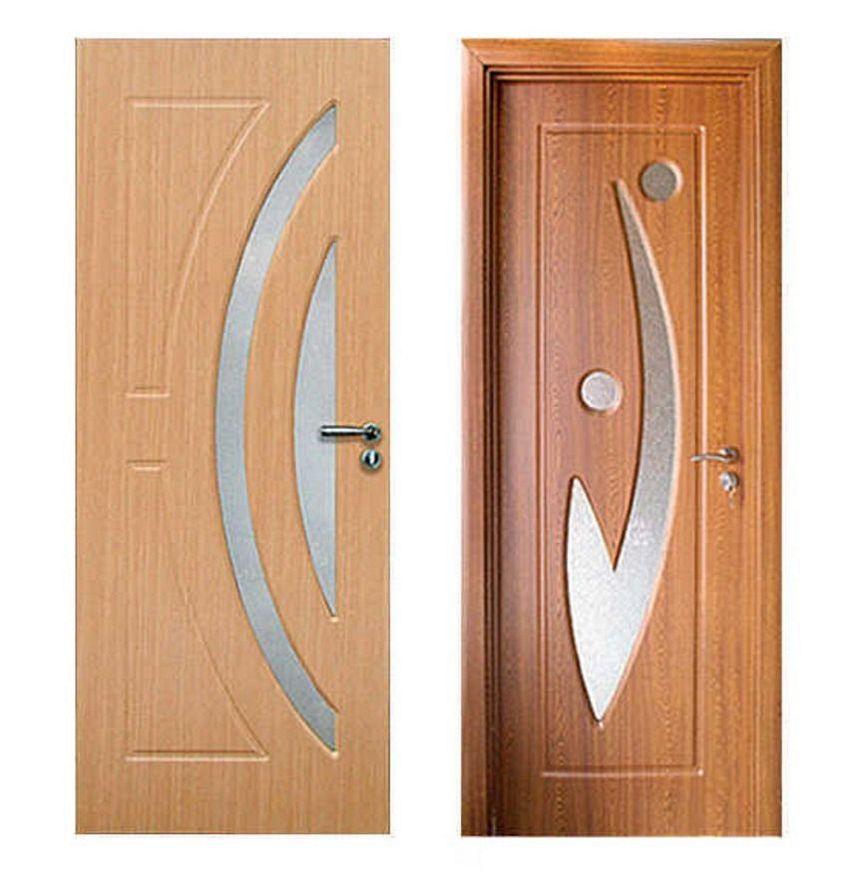 pintu depan rumah minimalis 4